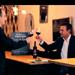 'Tierra del Queiles', timbal de menestra con teja de ibérico y vino de Rioja